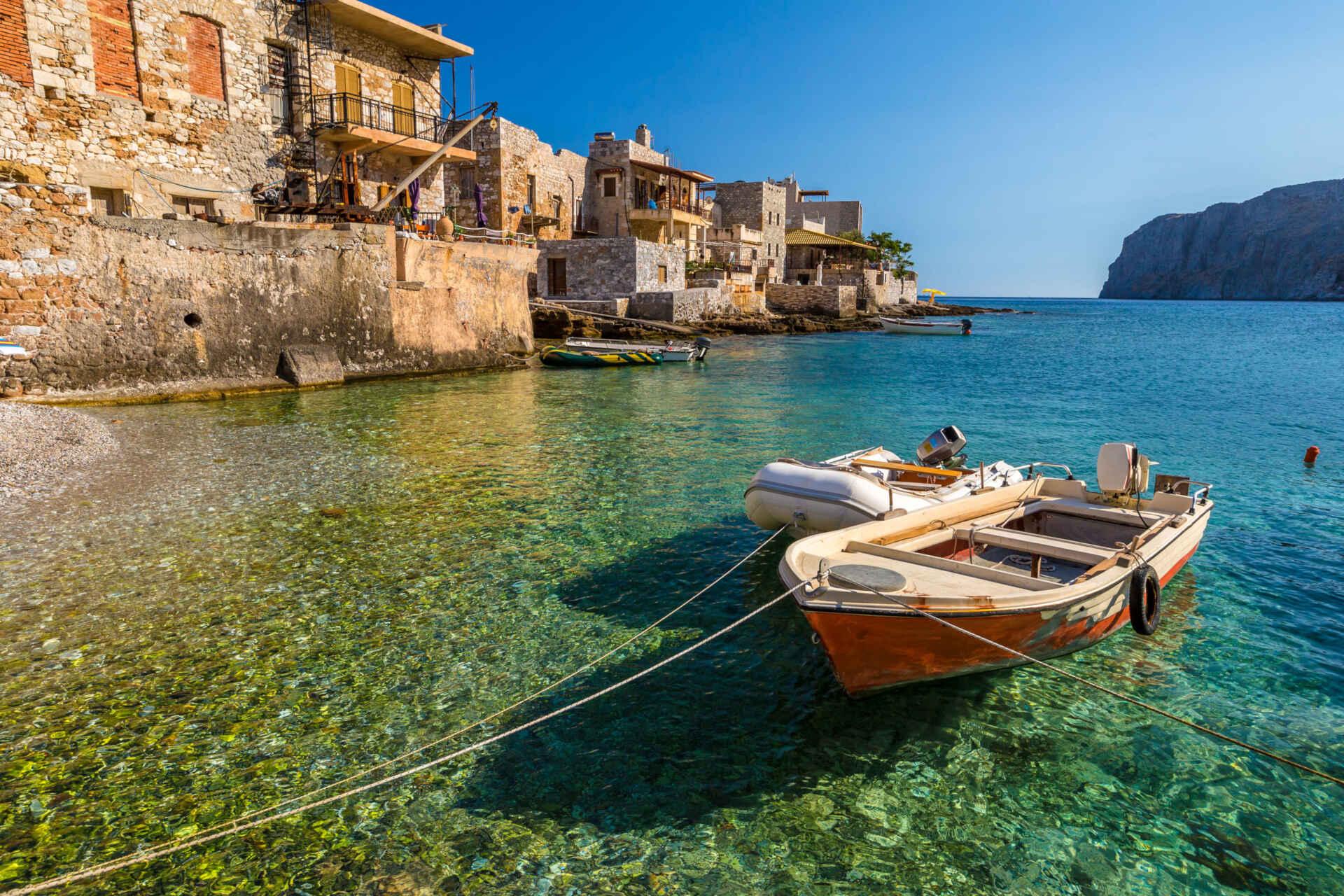 Historic Tour 2020: Sur les routes du Péloponnèse à la découverte de la Grèce antique