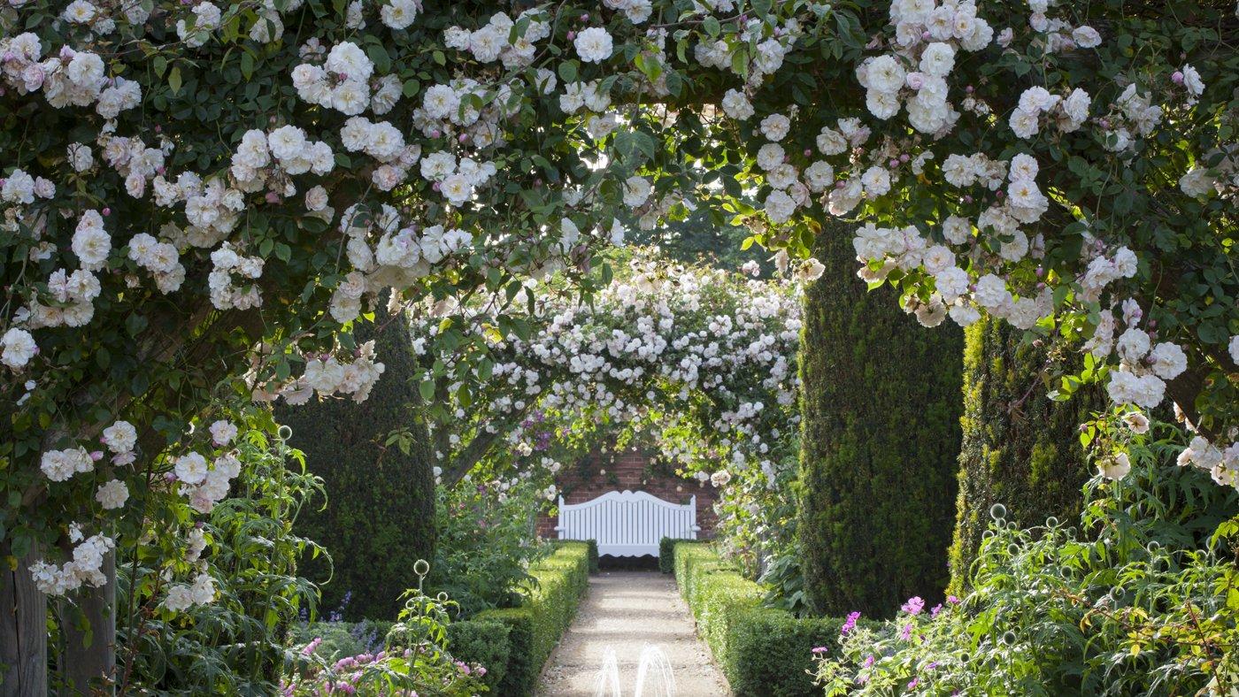 De sublieme tuinen van zuidoost Engeland