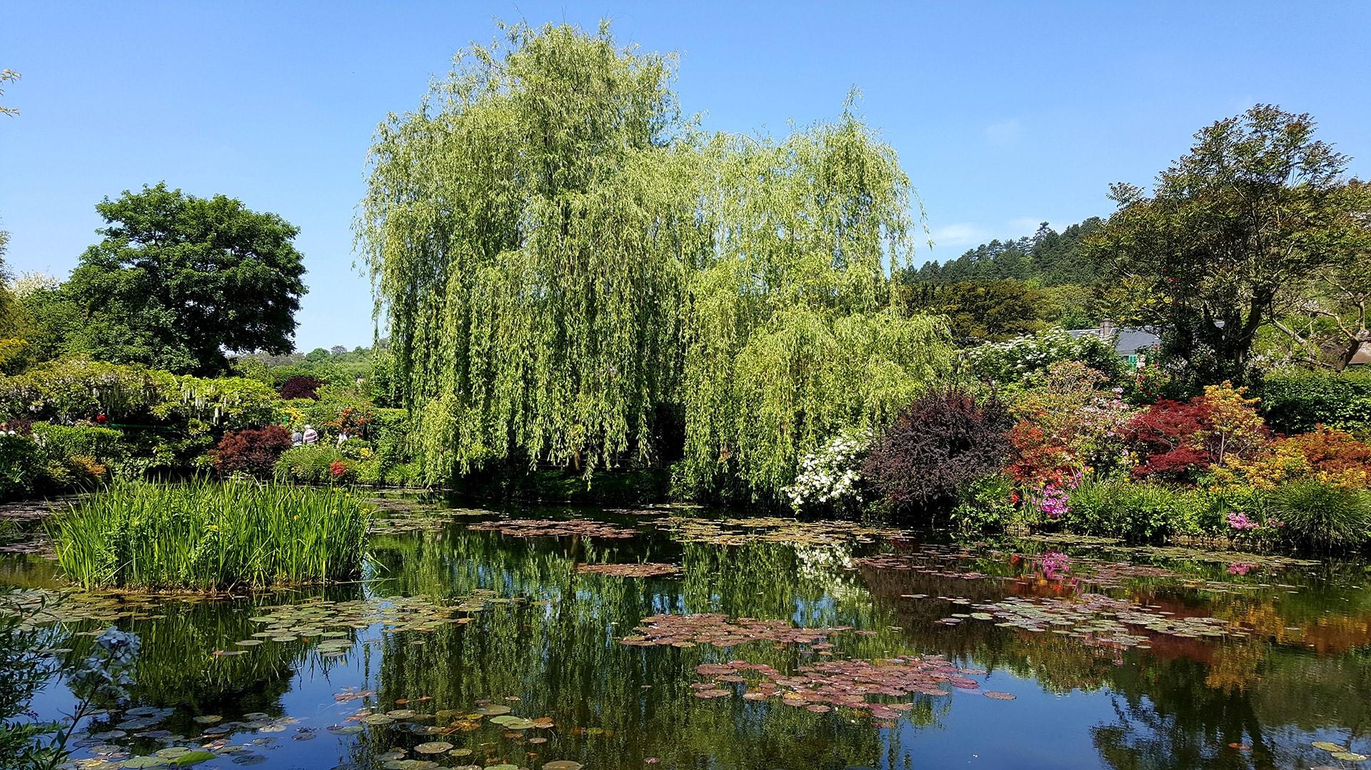 La Normandie: des méandres de l'Orne aux jardins de Monet
